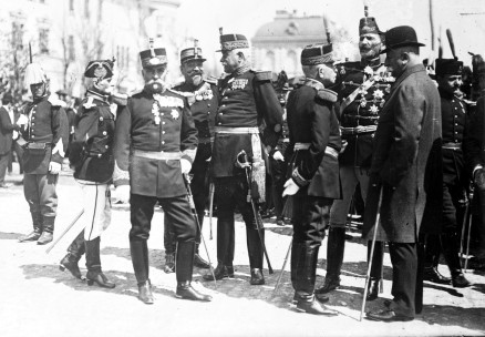 Romanian_Officers_WWI