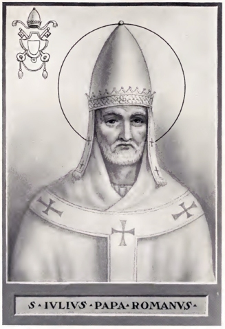 Pope Julius I